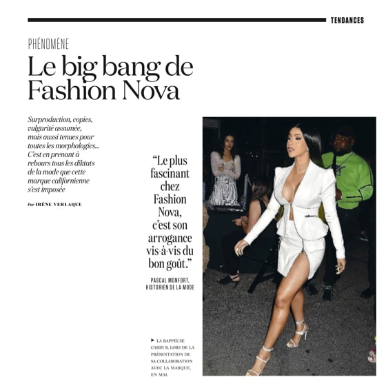 Le big bang de Fashion Nova